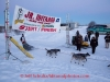 Benjamin Harper crosses the finish line of the 2014 Jr. Iditarod Sled Dog Race in second place at Happy Trails Kennel, Big Lake, Alaska Sunday February 23, 2014   Junior Iditarod Sled Dog Race 2014 PHOTO BY JEFF SCHULTZ/IDITARODPHOTOS.COM  USE ONLY WITH PERMISSION