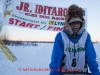 Kevin Harper portrait at the finish line of the 2014 Jr. Iditarod Sled Dog Race at Happy Trails Kennel, Big Lake, Alaska Sunday February 23, 2014   Junior Iditarod Sled Dog Race 2014 PHOTO BY JEFF SCHULTZ/IDITARODPHOTOS.COM  USE ONLY WITH PERMISSION